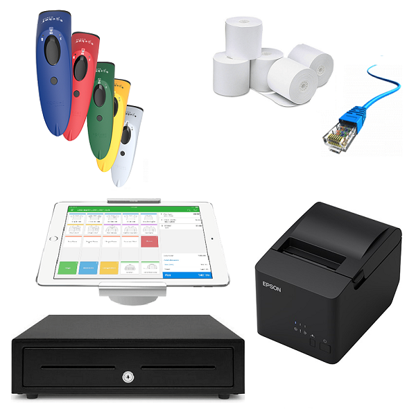 Vend POS Hardware - iPad Compatible Bundle #5 - EasyPOS