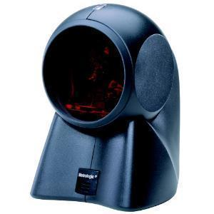 Barcode Scanner - Honeywell Metrologic MS7120 Orbit - USB Kit, 1D Laser, Omnidirectional. Includes 9.2' Straight USB Cable,Black