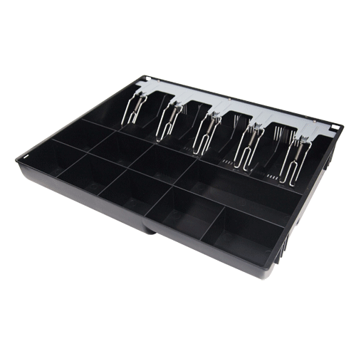 POSIFLEX Cash Drawer insert for CR4100 - Easypos Point of Sale Systems
