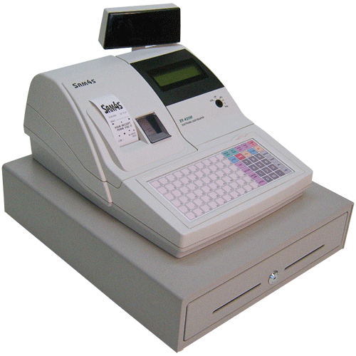 SAM4S ER-430M Cash Register - Easypos Point of Sale Systems