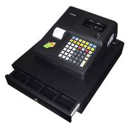 SAM4S ER260B Lrg Metal Dr Raised RS - Easypos Point of Sale Systems