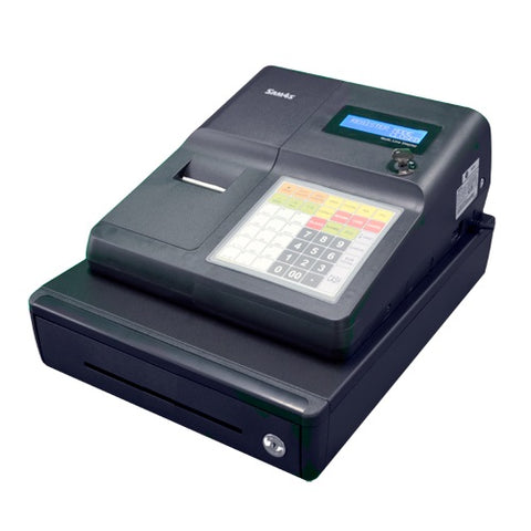 SAM4S ER-265EJ Cash Register with Small Drawer - Easypos Point of Sale Systems