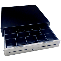 GOODSON GC-54 9C/5N Black Drawer 12V - Easypos Point of Sale Systems
