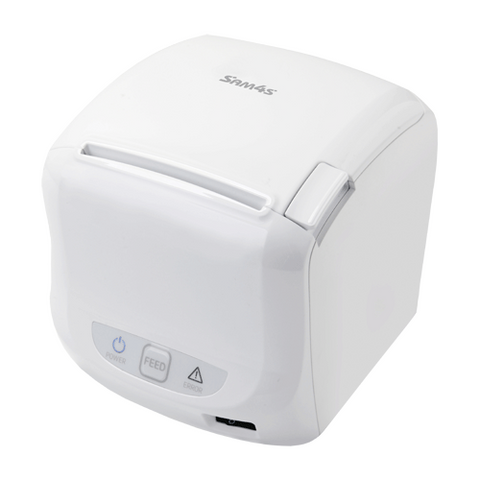 SAM4S GT-100 Thermal POS Printer USB RS232 Ethernet interface White - EasyPOS