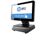 Hp RP2 Model 2030 POS Ready 7 32BIT 4GB RAM 128GB SSD Projective Capacitive Touch - EasyPOS