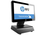 Hp RP2 Model 2030 POS Ready 7 32BIT 4GB RAM 128GB SSD Projective Capacitive Touch - Easypos Point of Sale Systems