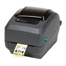 Zebra GK420D DIRECT TRANSFER USB ETHERNET 4IN BARCODE LABEL PRINTER - EasyPOS
