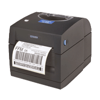 CITIZEN CLS-300 Direct Thermal Label Printer Black