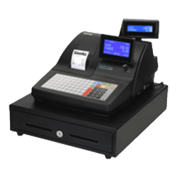 SAM4S NR-510 Single Station Thermal ECR Flat Keyboard - Easypos Point of Sale Systems