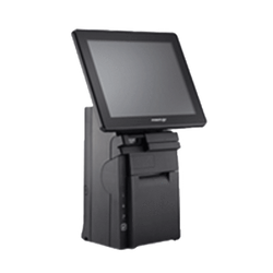 "POSIFLEX HS-3512 12"" Touch Terminal 4G/64G SSD/POSR7 64b - Easypos Point of Sale Systems"