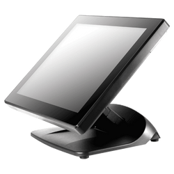 "Posiflex 15"" TM-3115 LCD Touch Monitor Black USB - Easypos Point of Sale Systems"