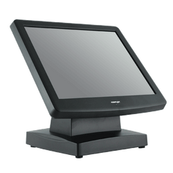 "Posiflex 17"" Touch Monitor USB Black - Easypos Point of Sale Systems"