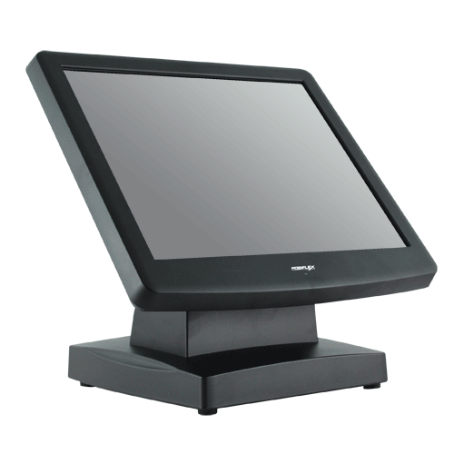 "Posiflex 17"" Touch Monitor USB Black - EasyPOS"