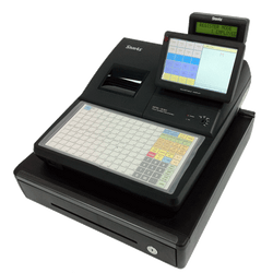 SAM4S SPS-530 Flat Keyboard & Touch Screen Terminal - Easypos Point of Sale Systems