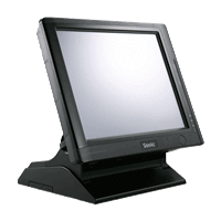"SAM4S SPT-3700 PC POS 15"" Touch Terminal Series - Easypos Point of Sale Systems"