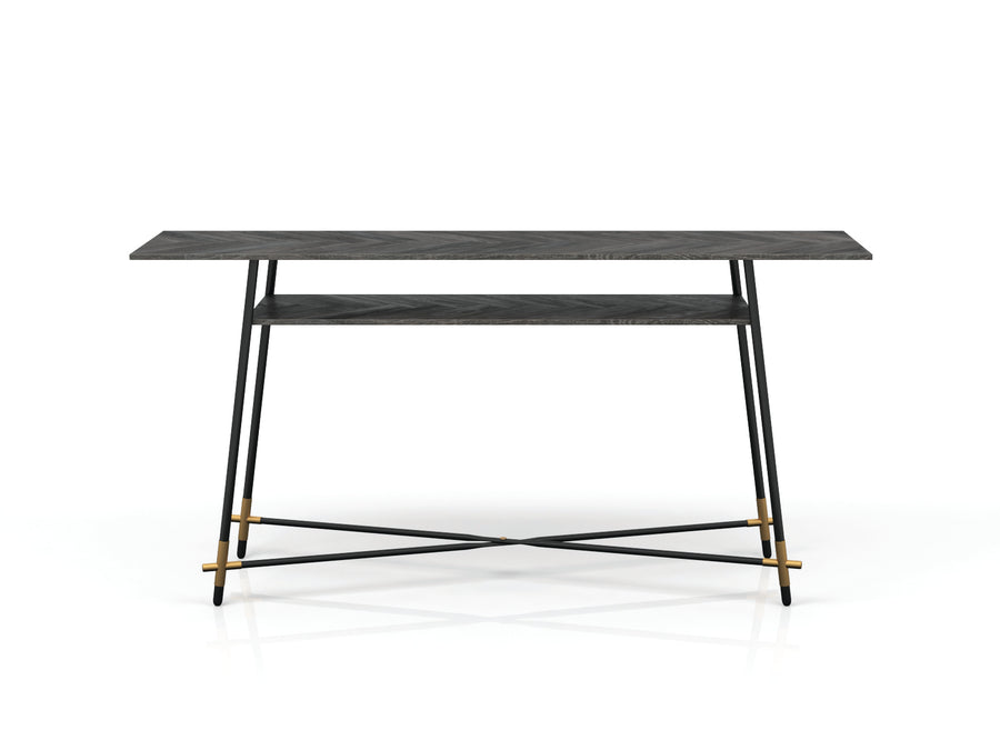 Otis Console Table with Open Shelf