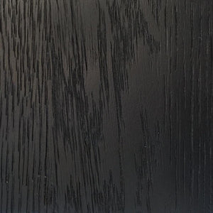 American Oak - Black Stain