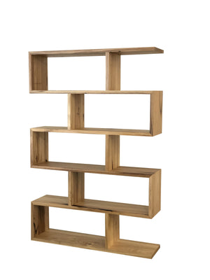 Jess Staggered Bookcase