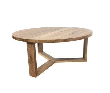 Boss Round Coffee Table 2