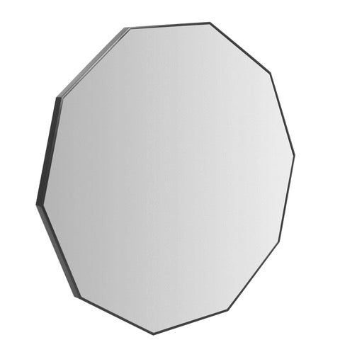 Coco Decagonal Mirror