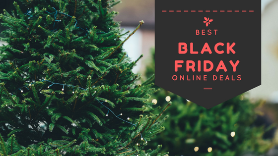 best black friday online deals on christmas trees 2017 - Black Friday Deals On Christmas Trees