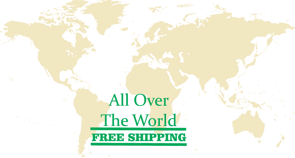 Free Shipping all over the World - Store Unisex