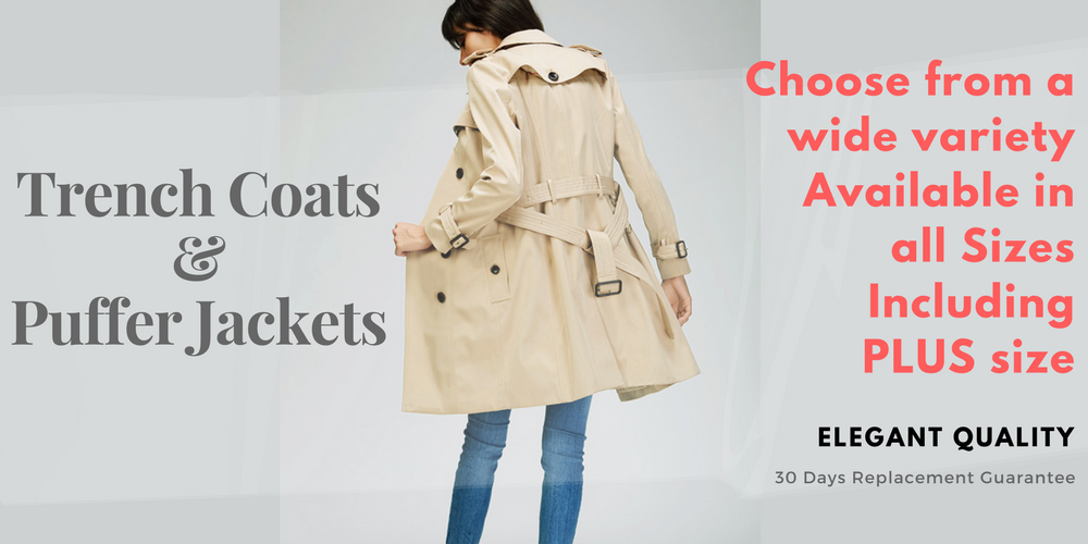 Coats & Jackets for Women Latest 2017 designs
