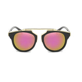 Bridged Cat Eye Sunglasses