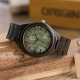 Store Unisex product code for Wooden watch WH03