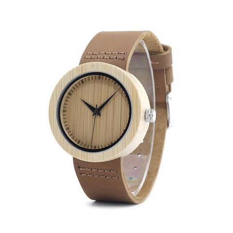 Wooden Watch for Ladies