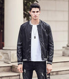Leather Jacket MW171