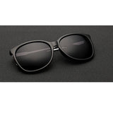 Luxury Over-Sized Women Wayfarer