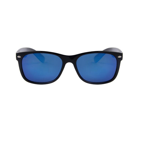 Mirrored Wayfarer Sunglasses