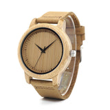 Couples Wood Watch Paarl Brown Leather