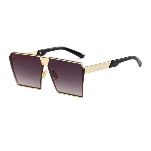 Over-sized Squared Sunglasses