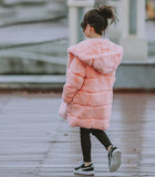 Fur Coat for Toddlers