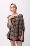 Real Mink Coat FWW181