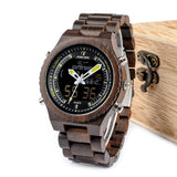 Military Wooden Watch in Rio Grande