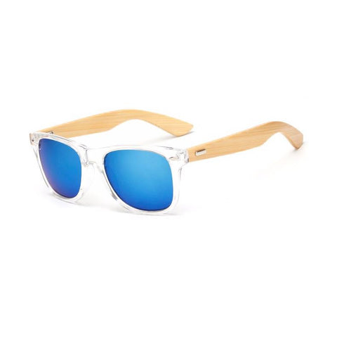 Transparent Wooden Wayfarer