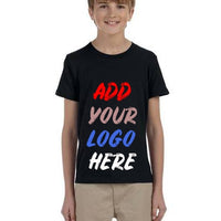 Custom Youth Jersey Short-Sleeve T‑Shirt Bella + Canvas
