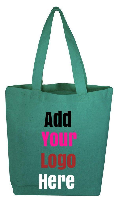 Custom Cotton Tote Bags