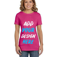 Custom Ladies' Jersey Short-Sleeve T‑Shirt Bella+Canvas