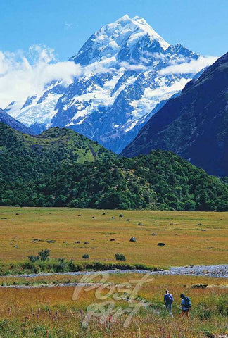 101 - Mount Cook