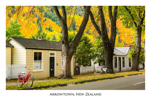599 - Arrowtown Cottages