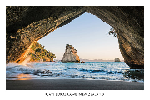 607 - Cathedral Cove