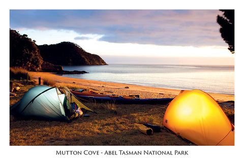 665 - Mutton Cove Campsite