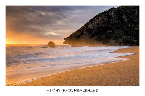 669 - Postcard - Heaphy Track - Kohaihai