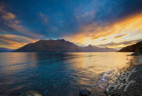 89 - Lake Wakatipu