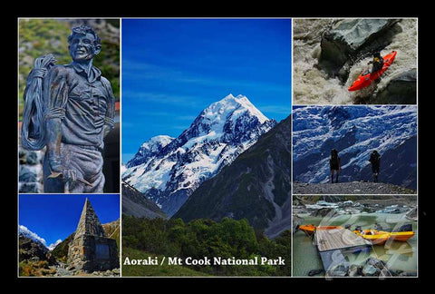 99/9 - Mt Cook Composite