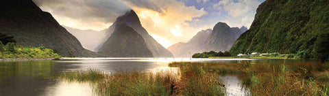 BM1027 - Sisson Bookmark - Milford Sound